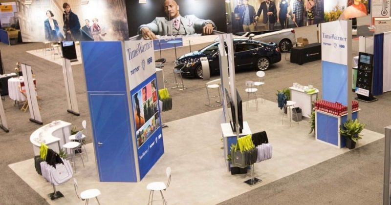 Impressive Trade Show Booth Design Ideas